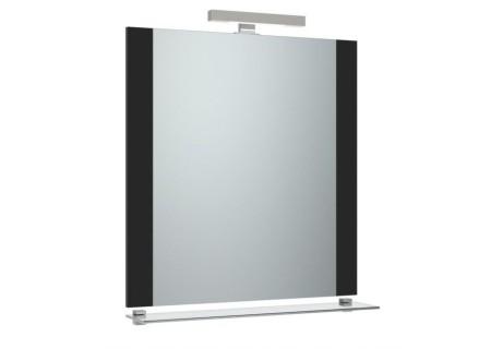 Зеркало Ника-75 черное на 750 фото