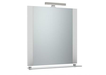 Зеркало Ника-80 с подсветкой на 800 фото