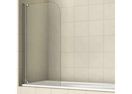 Шторка на ванну распашная маятниковая RGW Screens SC-01