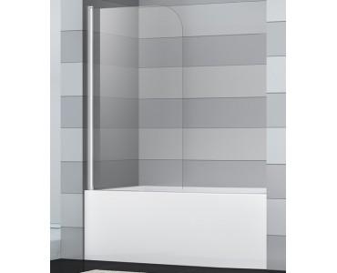 Шторка на ванну распашная маятниковая RGW Screens SC-09