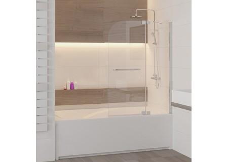 Шторка на ванну, распашная дверь маятниковая RGW Screens SC-19