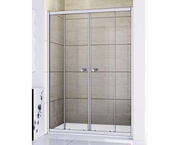 Раздвижная душевая дверь из центра RGW Classiс CL-10